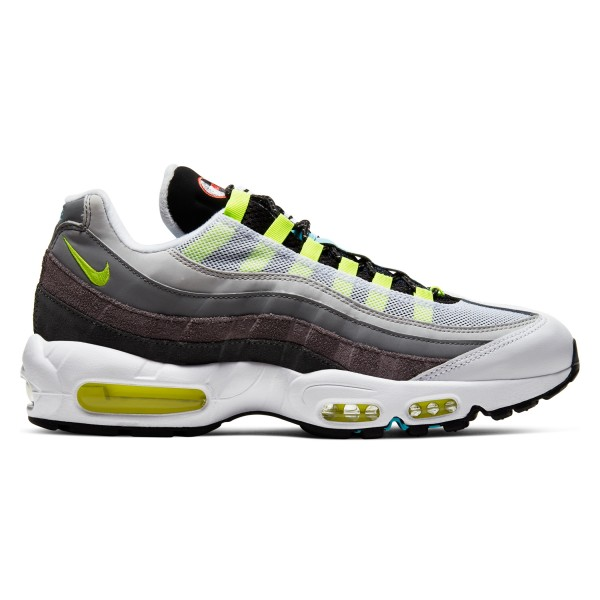 Nike Air Max 95 'Greedy 2.0' (Black/Multi-Color-Gunsmoke-Iron Grey)