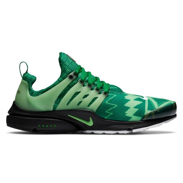 Nike Air Presto 'Naija' (Pine Green/Green Strike-Black-White)