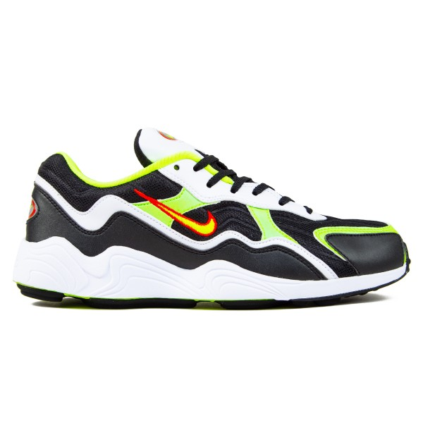 Nike Air Zoom Alpha (Black/Volt-Habanero Red-White)