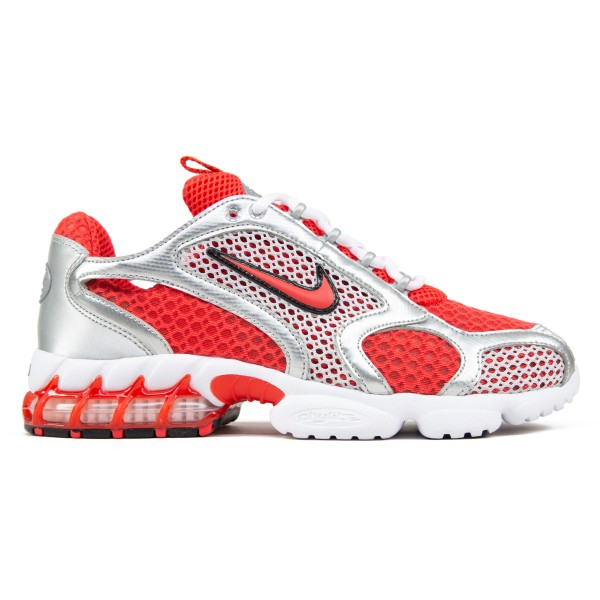 Nike Air Zoom Spiridon Cage 2 (Track Red/Track Red-White)
