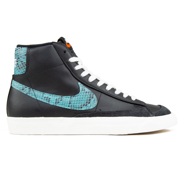 Nike Blazer Mid '77 Vintage WE Reptile 'Snakeskin' (Black/Light Aqua-Sail)