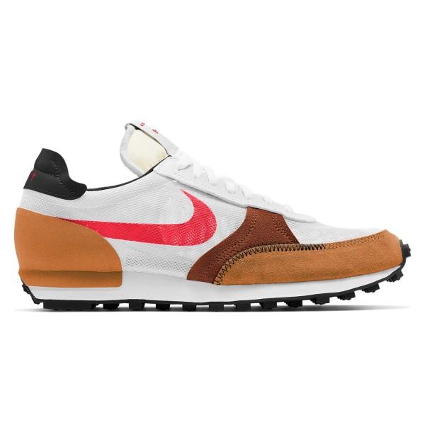 Nike Daybreak-Type (White/Bright Crimson-Monarch)