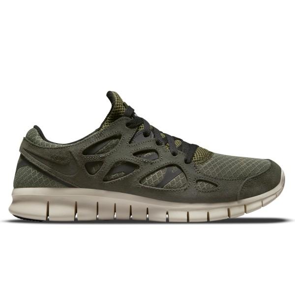Nike Free Run 2 (Sequoia/Black-Medium Olive-Sail)