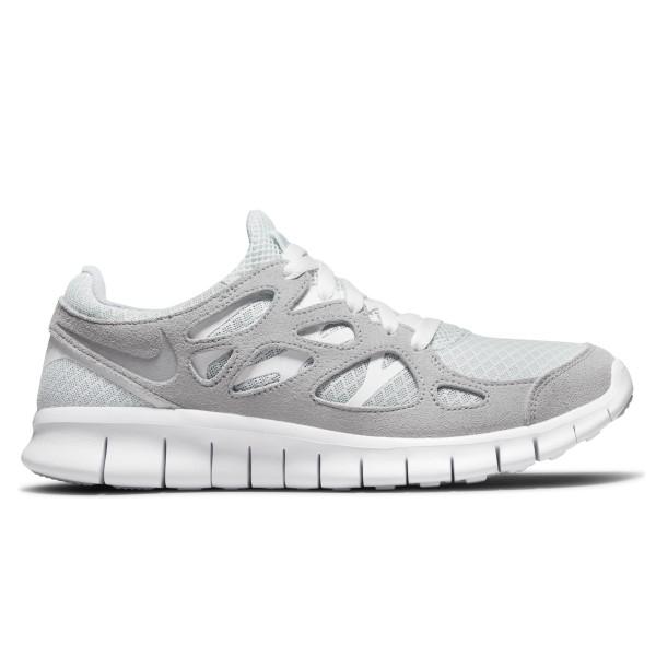 Nike Free Run 2 (Wolf Grey/Platinum-White)