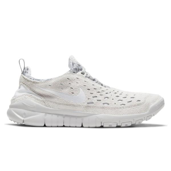 Nike Free Run Trail 'Green Glow' (Neutral Grey/White-Summit White)