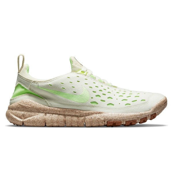 Nike Free Run Trail Premium 'Pineapple' (Coconut Milk/Lime Glow-Metallic Gold)
