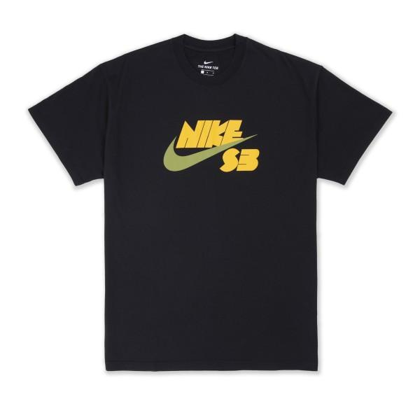 Nike SB Baby Teeth T-Shirt (Black)