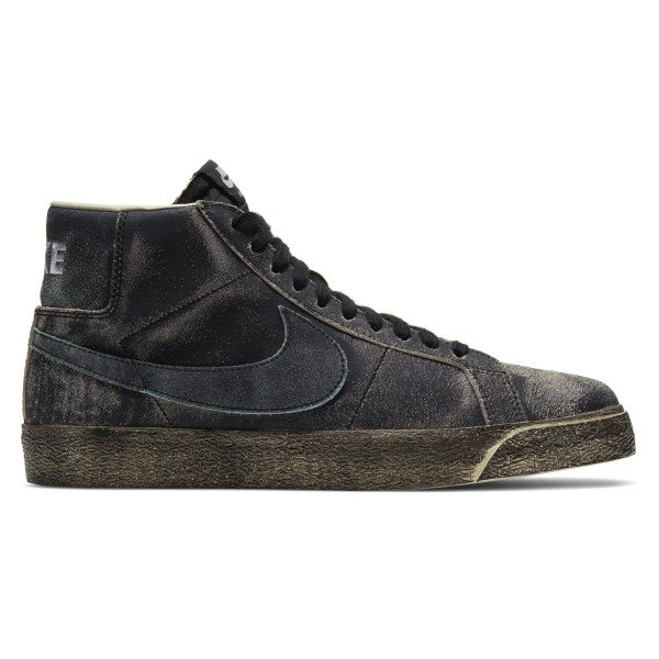 Nike SB Blazer Zoom Mid Premium 'Faded Pack' (Black/Light Dew-Coconut Milk-Light Dew)
