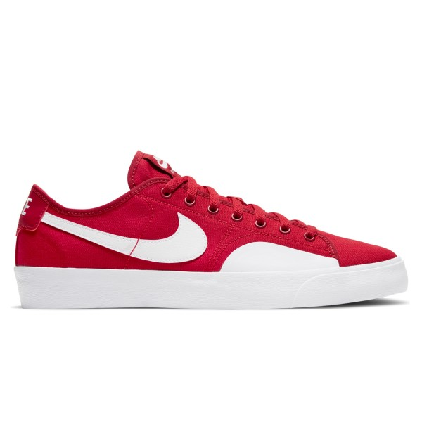 Nike SB BLZR Court (Gym Red/White-Gym Red-Gum Light Brown)