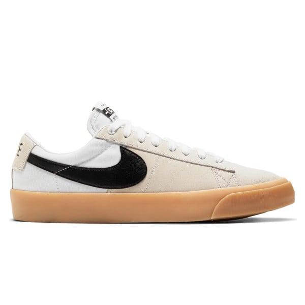 Nike SB Zoom Blazer Low Pro GT (White/Black-White-White)