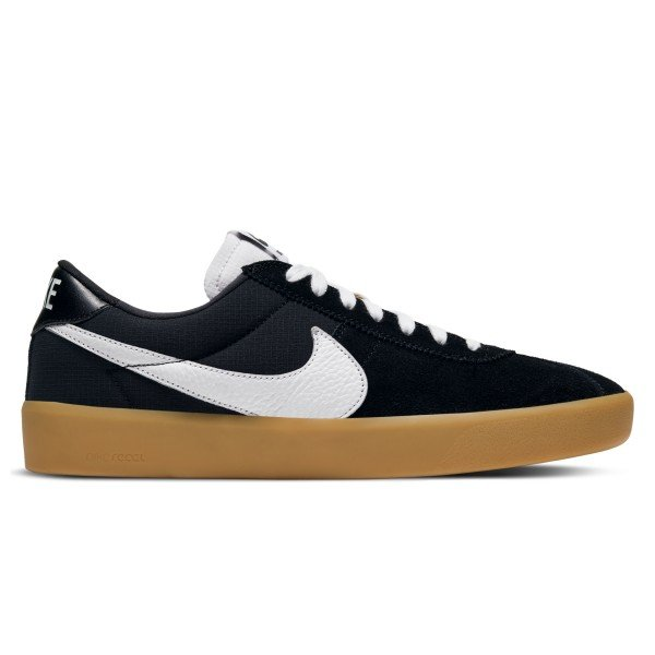 Nike SB Bruin React (Black/White-Black-Gum Light Brown)
