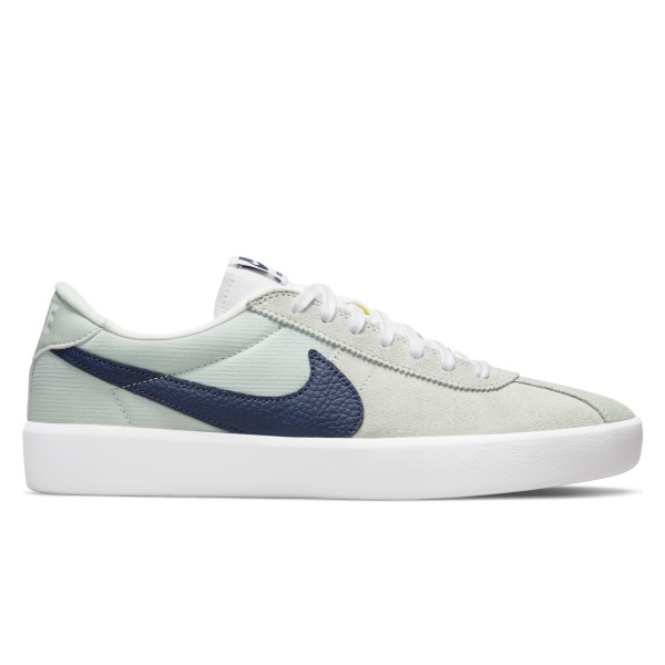 Nike SB Bruin React (Grey Haze/Midnight Navy-Grey Haze-White)