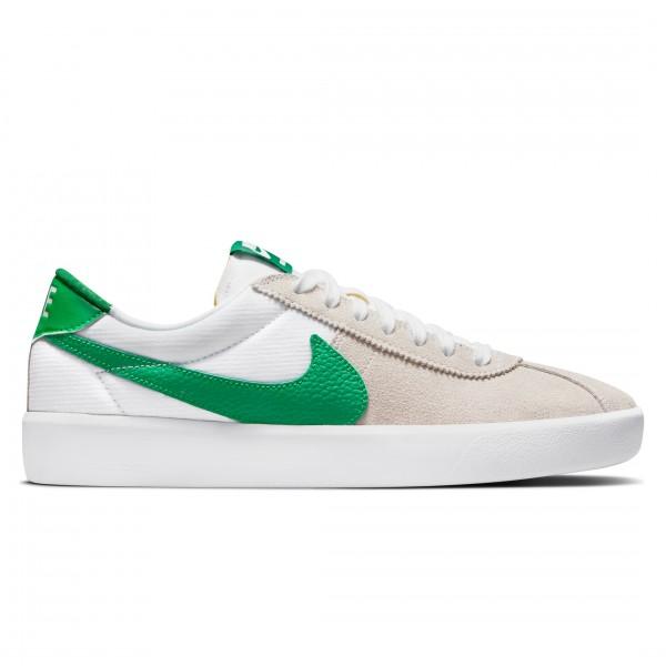Nike SB Bruin React (White/Lucky Green-White-Lucky Green)