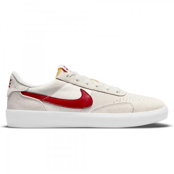 Nike SB Heritage Vulc (Summit White-Gym Red-Summit White-White)