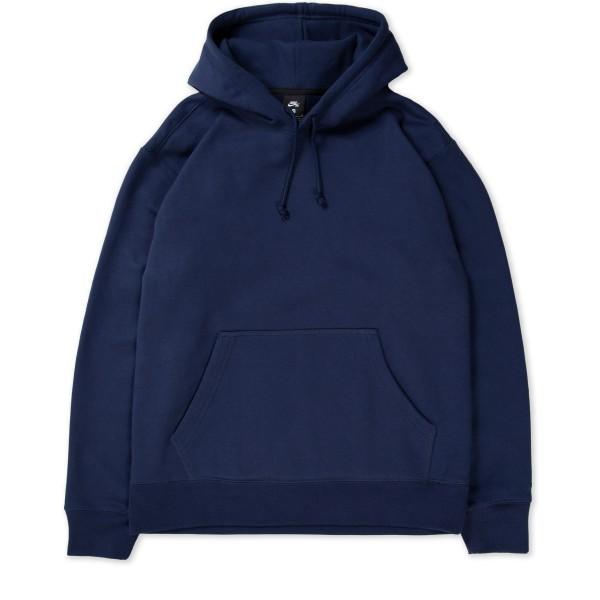 Nike SB ISO Pullover Hooded Sweatshirt (Midnight Navy/Dark Obsidian)