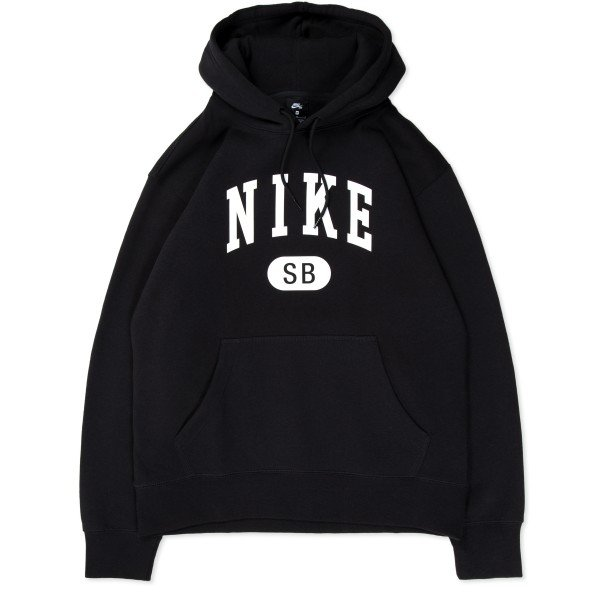 Nike SB March Radness Pullover Hooded Sweatshirt (Black/White)
