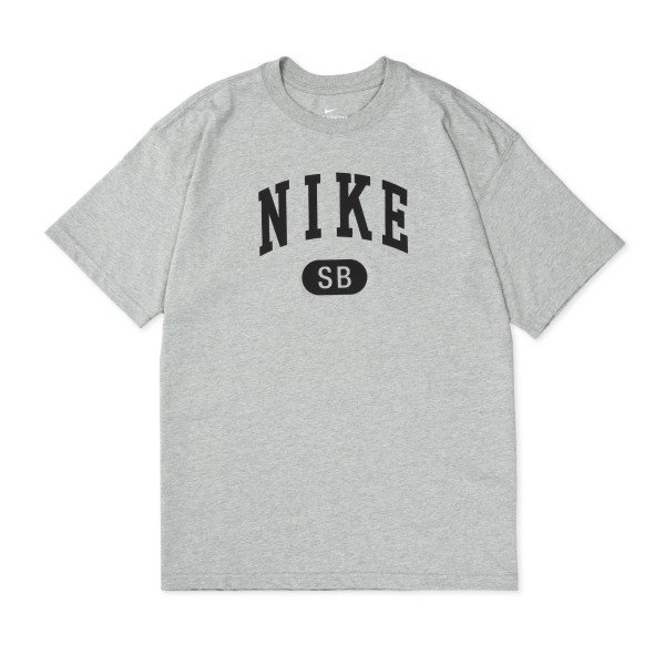 Nike SB March Radness T-Shirt (Dark Grey Heather/Black)