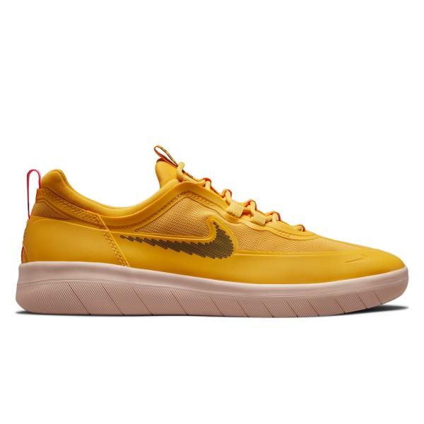 Nike SB Nyjah Free 2 'Rawdacious Pack' (Pollen/Black-Pink Blast)