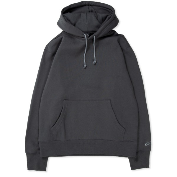 Nike SB Pullover Hooded Sweatshirt ISO 'Orange Label Collection' (Dark Smoke Grey/Dark Smoke Grey)