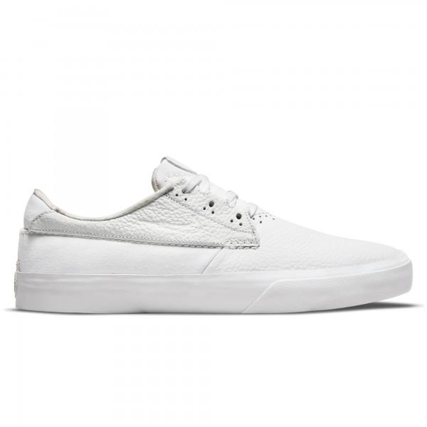 Nike SB Shane Premium (White/Summit White-White-White)