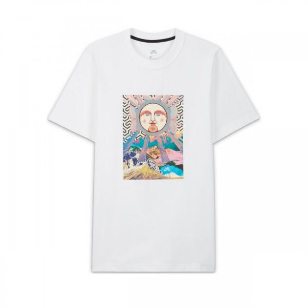 Nike SB x The Killing Floor Graphic T-Shirt (White)