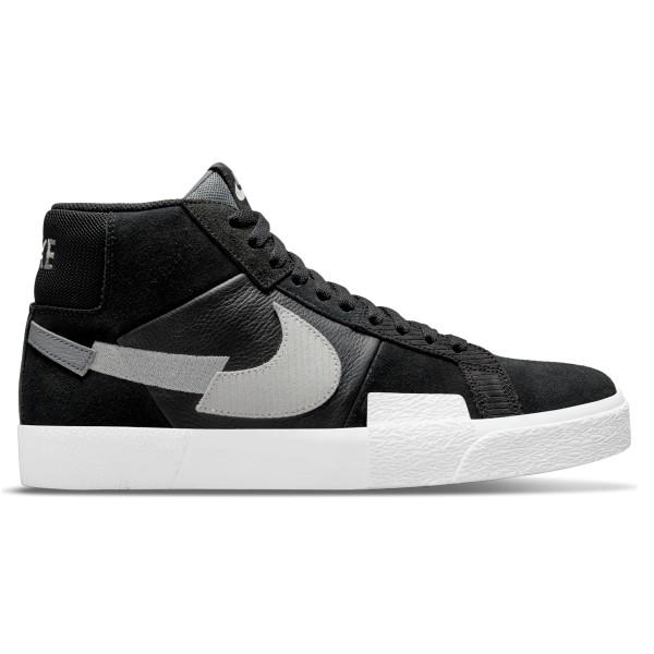 Nike SB Zoom Blazer Mid Premium 'Mosaic Pack' (Black/White-Wolf Grey-Cool Grey)