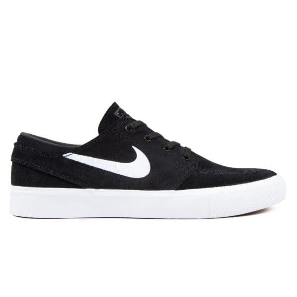 Nike SB Zoom Stefan Janoski RM (Black/White-Thunder Grey-Gum Light Brown)