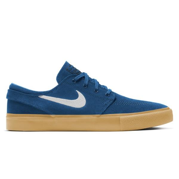Nike SB Zoom Stefan Janoski RM (Court Blue/Summit White-Court Blue)