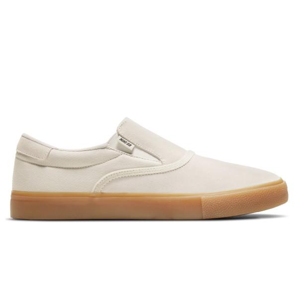 Nike SB Zoom Verona Slip (Summit White/Summit White)