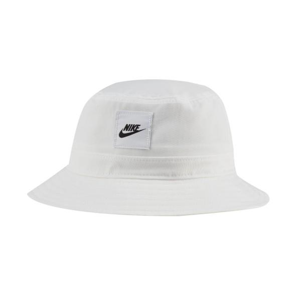 Nike Sportswear Bucket Hat (White)