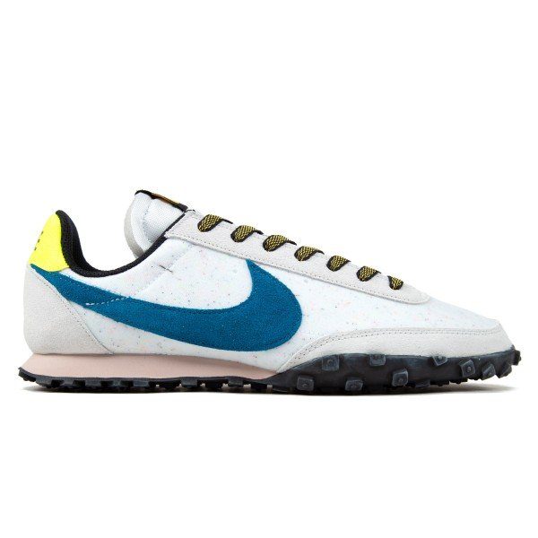 Nike Waffle Racer (Summit White/Green Abyss-Photon Dust)