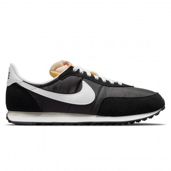 Nike Waffle Trainer 2 (Black/White-Sail-Total Orange)