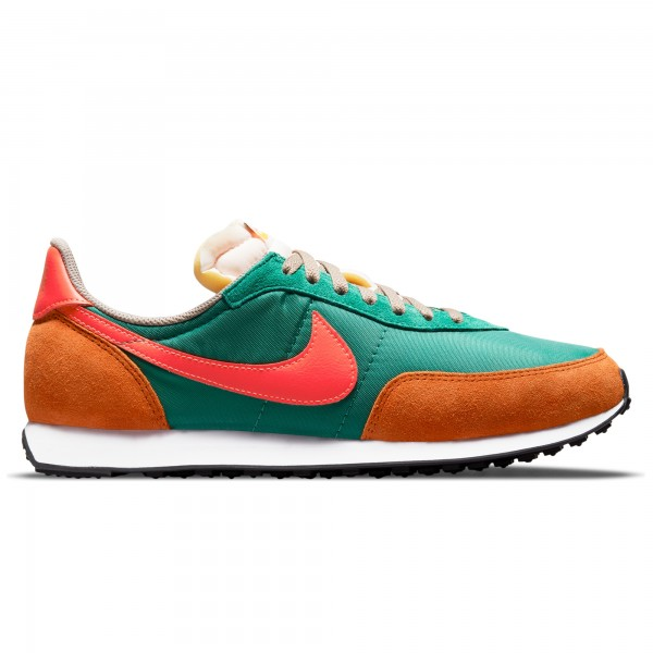 Nike Waffle Trainer 2 SP (Green Noise/Bright Crimson-Sport Spice)
