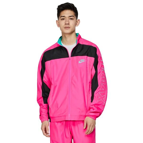 Nike x Atmos Vintage Track Jacket (Hyper Pink/Black/Hyper Jade)
