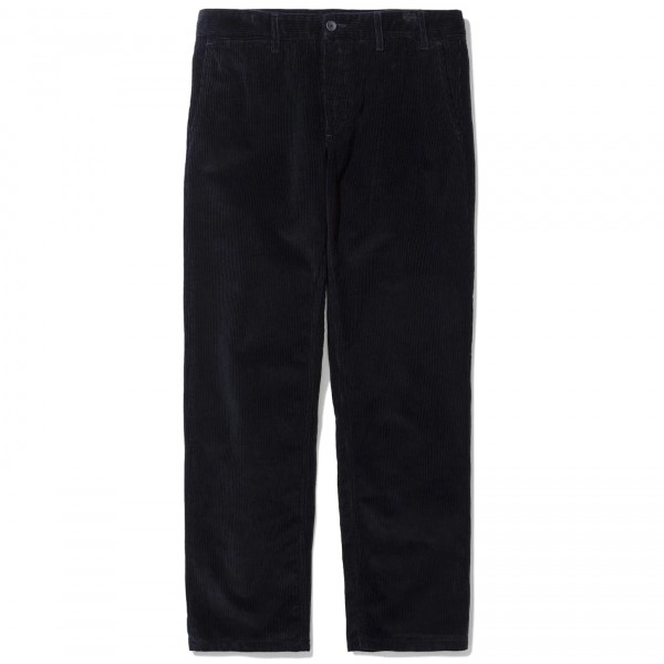 Norse Projects Aros Corduroy Pant (Dark Navy)