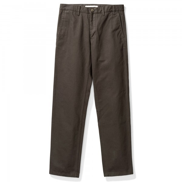 Norse Projects Aros Heavy Chino (Beech Green)