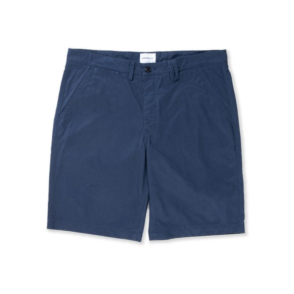 Norse Projects Aros Heavy Twill Short (Navy)