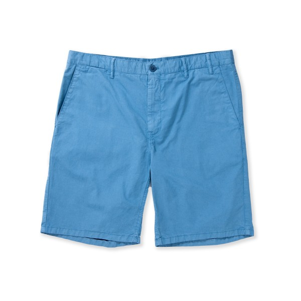 Norse Projects Aros Light Twill Short (Marginal Blue)