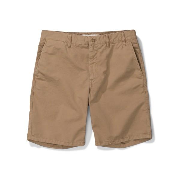 Norse Projects Aros Light Twill Shorts (Utility Khaki)