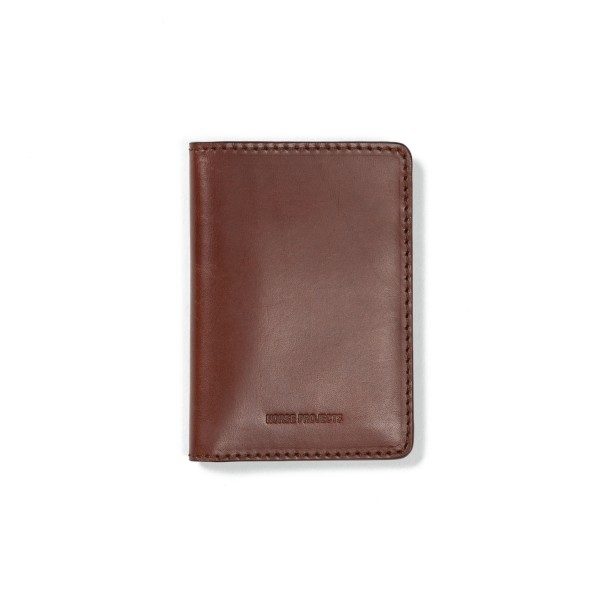 Norse Projects Bastian 10 Wallet (Espresso)