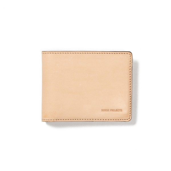 Norse Projects Bastian 12 Wallet (Natural)