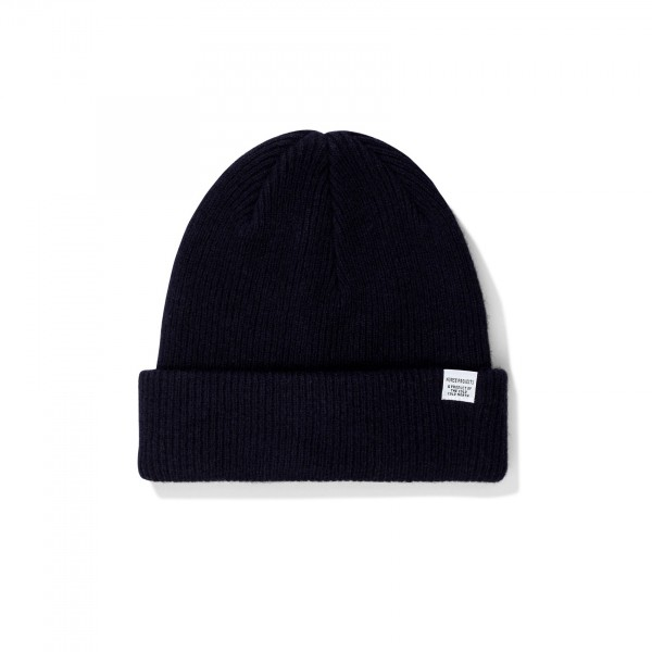 Norse Projects Beanie (Dark Navy)