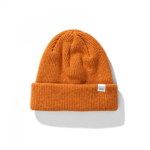 Norse Projects Beanie (Montpellier Yellow)