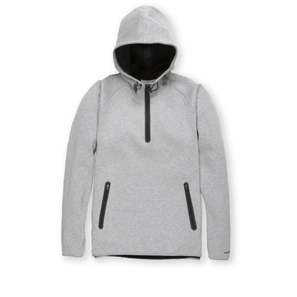 Norse Projects Eylof Cotton Neoprene (Storm Grey)
