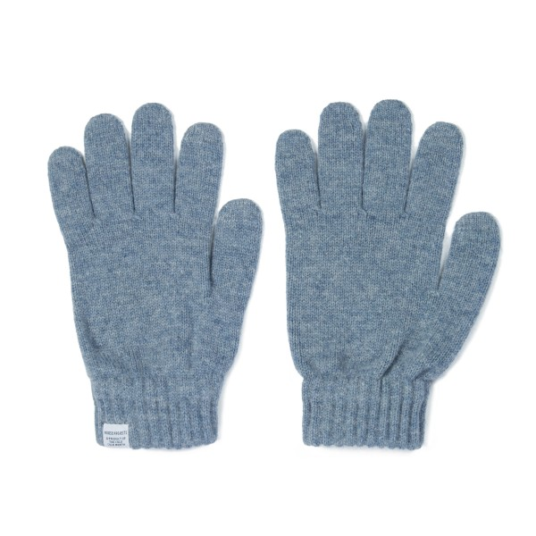 Norse Projects Gloves (Colony Blue)