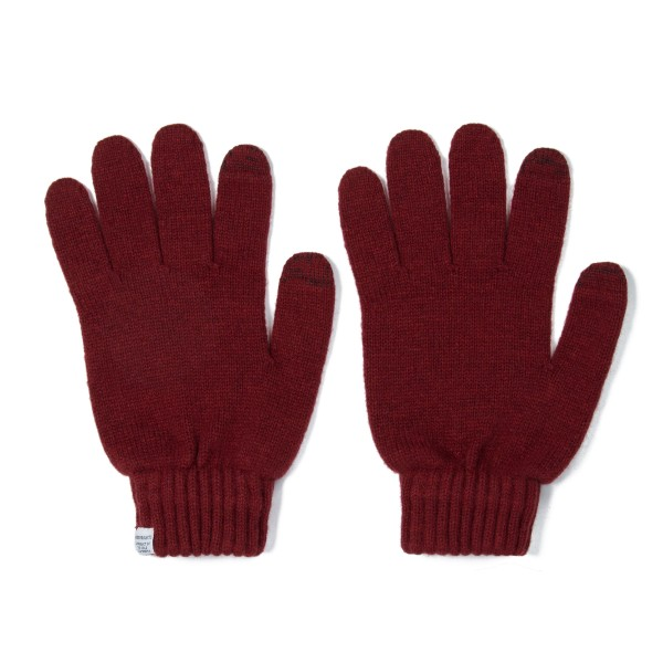 Norse Projects Gloves (Red Clay)