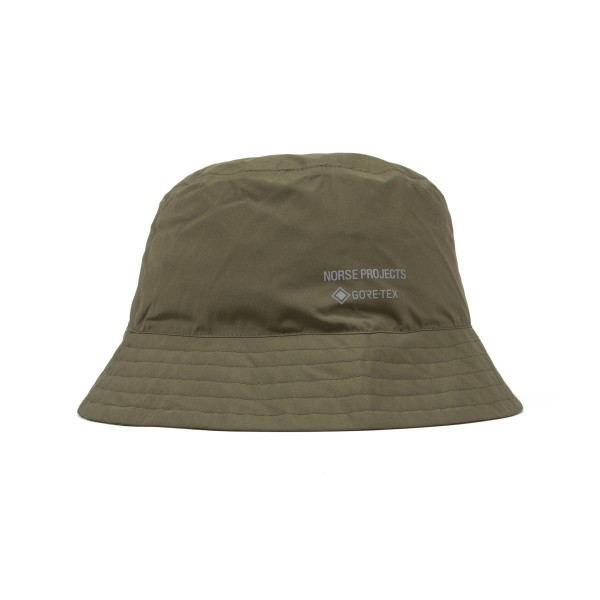 Norse Projects GORE-TEX Bucket Hat (Shale Stone)