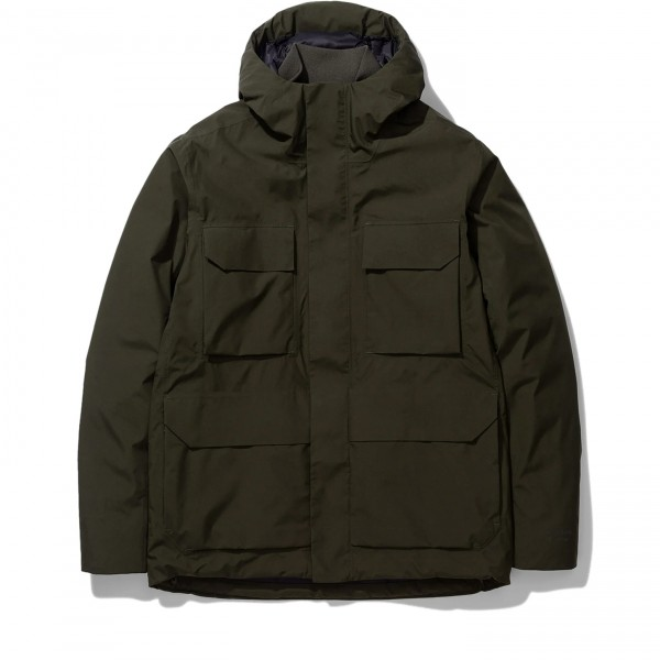 Norse Projects GORE-TEX Nunk Down Jacket (Beech Green)