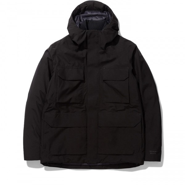Norse Projects GORE-TEX Nunk Down Jacket (Black)