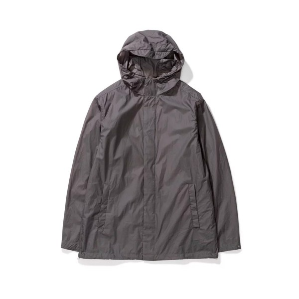 Norse Projects Kalmar Light Rain Jacket (Magnet Grey)